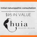 initial naturopathic consultation
